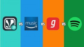 Spotify vs Gaana vs JioSaavn vs Amazon Music: How does it compare?
