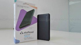 Stuffcool 10000mAh power bank review: A lightweight and premium accessory
