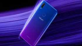 Vivo Z5x renders leak with punch-hole display and 5000mAh battery