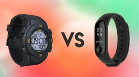 Lenovo Ego smartwatch vs Mi Band 3: Which one you should buy?