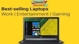 Flipkart Carnival Sale: Great Discounts on Laptops and Notebooks