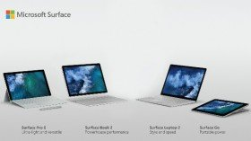 Microsoft Surface Laptop 2, Surface Pro 6, And Surface 6 Now Available With Rs. 7,500 Cashback