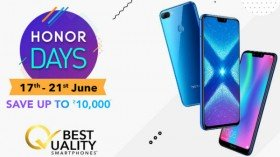 Amazon Honor Days Sale (June 17 to 21) – Avail Discounts On Honor 8C, Honor 8X, Honor 9N And More
