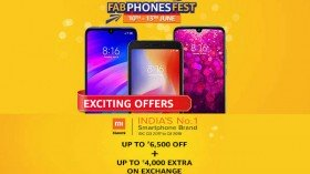 Amazon FAB Phone Fest: Xiaomi Smartphones Available At A Bargain Price