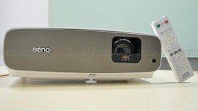 BenQ W2700 True 4K UHD Projector Review: Theatre Like Cinema Experience In Your Home