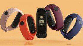Xiaomi Mi Band 4 Announced – NFC, Water Resistance And More