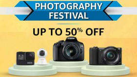 Amazon Photography Festival – Get Up To 50% Off On Cameras