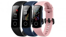 Honor Band 5 Launched With AMOLED Display, Heart-Rate Sensor, And Blood-Oxygen Level Monitor