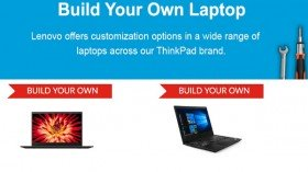 How To Build A Custom Lenovo ThinkPad Laptop Matching Your Specific Needs