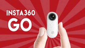 Insta360 Launches Go Camera Which Can Hide Under Your Thumb
