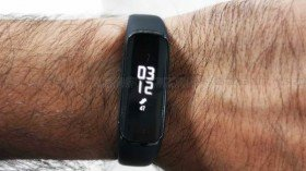 Samsung Galaxy Fit E Fitness Tracker Review: A Basic Fitness Band That's Easy On Pockets