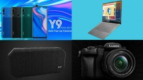 Week 31 2019, Launch Roundup: HUAWEI Y9 Prime 2019, Vivo Z5, Black Shark 2 Pro And More