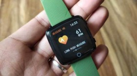 Lenovo Carme Smartwatch First Impressions: Smartwatch Lookalike With Basic Fitness Tracker Features