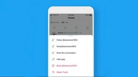 Twitter Introduces Hide Replies Feature; Global Rollout Soon