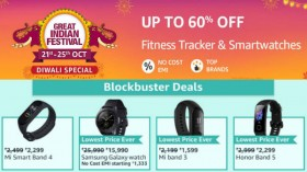 Amazon Diwali Offers: Right Time To Buy New Smart Band