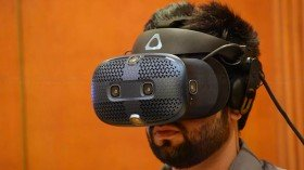 HTC Vive Cosmos VR Hands-On Experience: Solid Upgrade At A Premium Price Tag