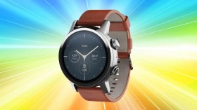 Moto 360 Smartwatch Makes Comeback With Snapdragon Wear 3100