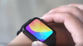 Xiaomi Mi Watch Hands-On Video Shows MIUI For Watch