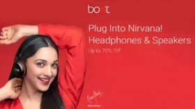 Flipkart Offers Up To 70% Discount On Boat Headphones And Speakers
