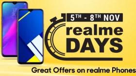 Flipkart Realme Days Offers: Realme Smartphones On Discount