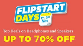 Headphones And Speakers Are Available At Up To 70% Discount On Flipkart