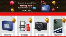 Paytm Mall Black Friday Offers: Discounts On Gadgets And Accessories