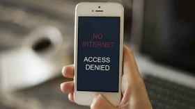 India Tops In Global Internet Shutdowns