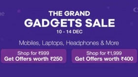 Paytm Mall 'The Grand Gadget Sale': Discounts On Gadgets From JBL, Sony, Motorola And Other Brands