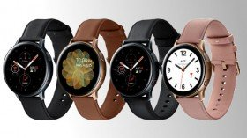 Samsung Galaxy Watch Active2 4G With E-SIM Support Launched In India For Rs. 35,990