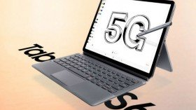 Samsung Galaxy Tab S6 5G Debuts As World's First 5G Tablet: Price And Specifications