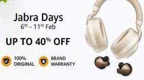 Amazon Jabra Days Sale Offers: Headphones, Truly Wireless Earbuds, Headsets And More On Discount