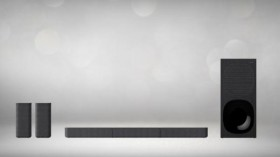 Sony Soundbar HT-S20R Launched For Rs. 14,990 In India