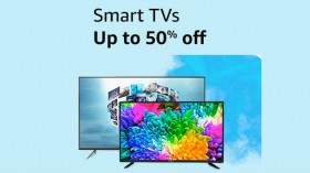 Want To Buy 4K Smart TV? Amazon Holi Days Sale Offers Attractive Discounts