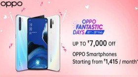 Amazon Oppo Fantastic Days: Offers On Oppo Smartphones