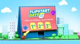Flipkart Flipstart Days: Upto 80% Off On TVs, Electronics, Accessories, Home Essential And More
