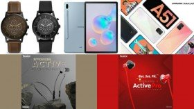 Week 6, 2020 Launch Roundup: Samsung Galaxy A51, Toreto Active-283, Lenovo M10 FHD REL And More