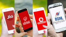 Tariff Plans From Reliance Jio, Airtel, Vodafone, And BSNL Under Rs. 50