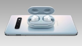 Samsung Galaxy Buds Featuring Stem Design Likely On Cards