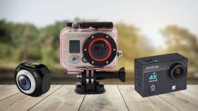 Best Sports And Action Cameras In India Under Rs. 10,000