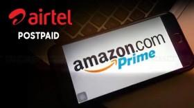 How To Avail Free Amazon Prime Subscription Via Airtel Postpaid Plan