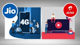 Airtel Offering Best Video Quality; Reliance Jio Leads 4G Availability: Opensignal