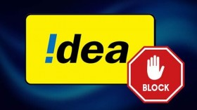 How To Block Idea SIM Card And Connection
