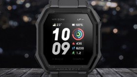 Amazfit Ares Launched With 14 Days Battery Life, VO2 Max And More