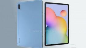 Samsung Galaxy Tab S7 Render Leaks Online: Key Specs Revealed