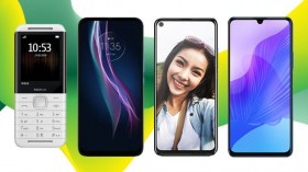 Week 27, 2020 Launch Roundup: HUAWEI Enjoy 20 Pro, OPPO A52, OPPO Find X2, Nokia 5310 And More