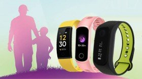 Father's Day 2020 Tech Gifts: Best Smart Bands for Your Father Under Rs. 2,000