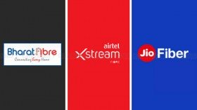 BSNL Bharat Fibre Vs Airtel Xstream Vs JioFiber: Which Plan Should You Choose Under Rs. 800