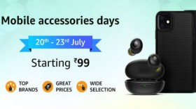 Amazon Mobile Accessories Days: Headsets, Power Banks, Case And Covers, Screen Protected And More
