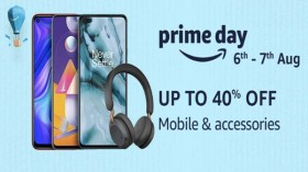 Amazon Prime Day Sale: Discounts Offers On Mobile Accessories