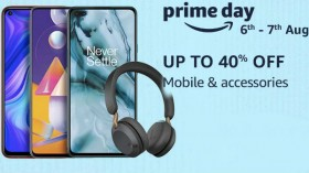 Amazon Prime Day Sale: Special Discounts Offers Available On List Of Smartphones